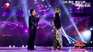 Shila Amzah & ND Lala nyanyi lagu Budi dan Jasa di China