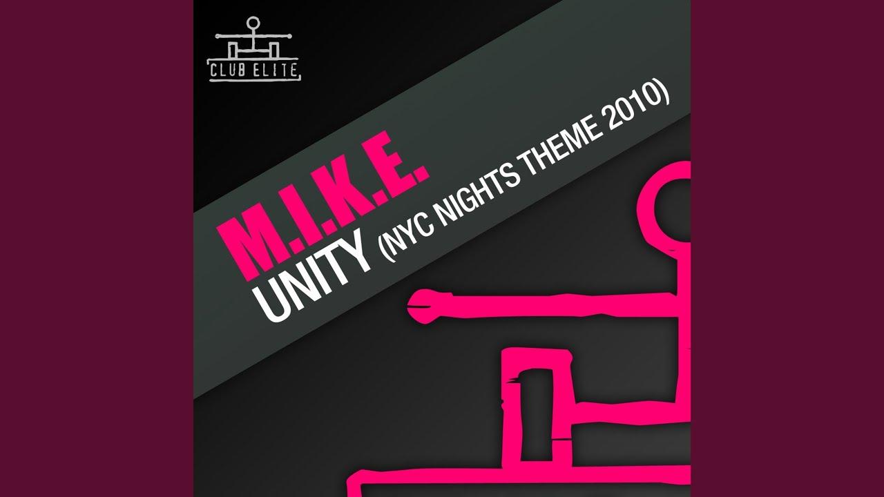 Unity (NYC Nights Theme 2010) (Mr  Pit Remix)