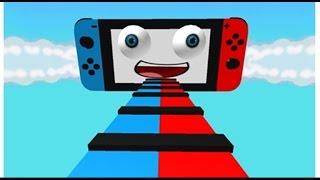 Escape Nintendo Switch Obby/escape Ball Pit Obby