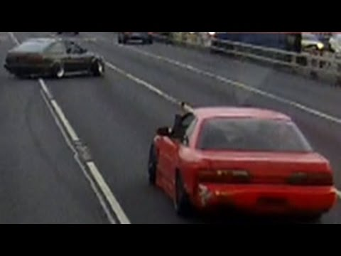 High Speed AE86 Drifter Putting Lives At Risk | Peak Hour Kamikaze | Melbourne Australia