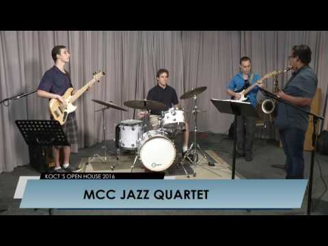 MCC Jazz Band Part 1