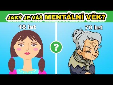 TEST | Jaký je váš mentální věk? [2. díl]