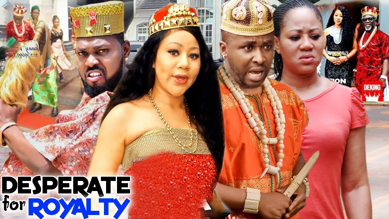 Download DESPERATE FOR ROYALTY 1&2 - NEW MOVIE HIT Chinenye Ubah/Onny Michael 2021 Latest Nollywood Movie HD