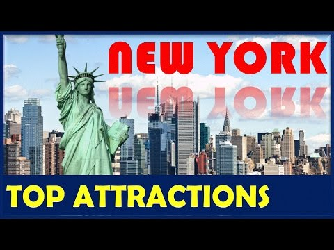 Visit New York City, U.S.A.: Things to do in New York City - The City of all Possibilities