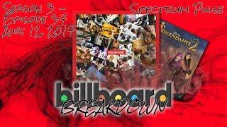 Billboard BREAKDOWN - Hot 100 - August 12, 2017