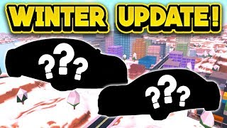 NEUES WINTER UPDATE INFO & MEHR! (ROBLOX Jailbreak)