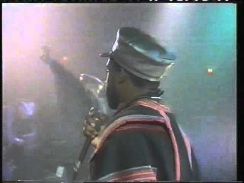 The Jungle Brothers Live Big World Cafe 12/03/89 (Rare)