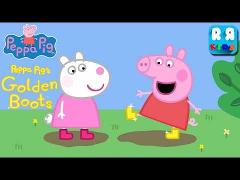 Peppa Pig's Golden Boots (By Entertainment One) - iOS / Android - Gameplay Video