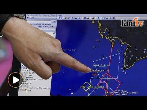 MP insists MH370 crashed into South China Sea