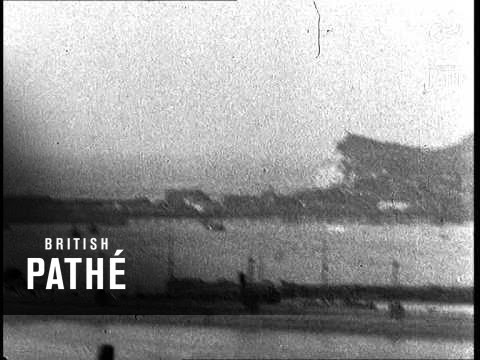 Air Attack On Dover Harbour (1940)