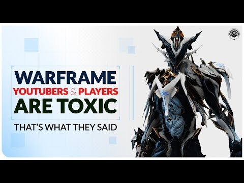 LET'S TALK      People Say Warframe Players Are Always Toxic Toward Other Games thumbnail