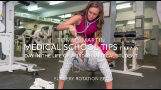 MEDICAL SCHOOL TIPS |  EP7: A DAY IN THE LIFE OF A 3RD YR MEDICAL STUDENT