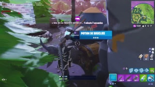 LIVE FORTNITE ON CAN WIN V-BUCKS WITH DEFI !!? PS4 PRO PLAYER