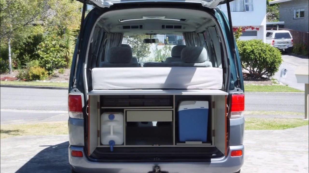 Toyota Hiace Regius Camper Conversion No 3
