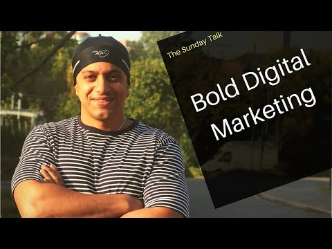 The Sunday Talk - Bold Digital Marketing