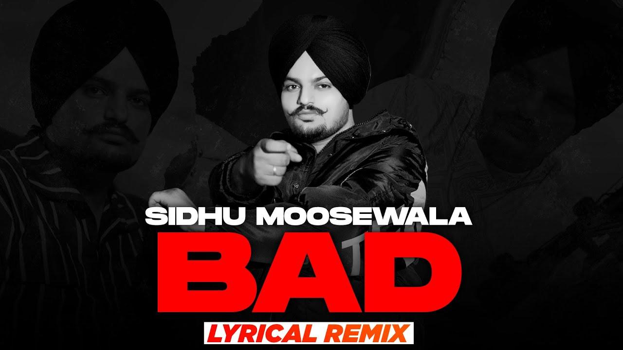 Who's Bad (Lyrical Remix) | Sidhu Moosewala | Jay Milli | My Circle & Virdi Mazaria | New Songs 2021