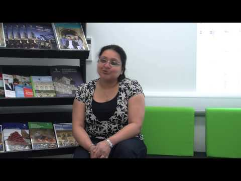 Student Profile - Shanti Shanker from India, PhD in Psychology