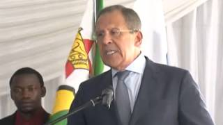 The statement by Sergey Lavrov, Zimbabwe (eng.)