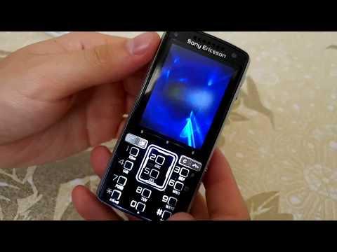 Посылка с сайта Aliexpress ретро телефон Sony Ericsson K850i