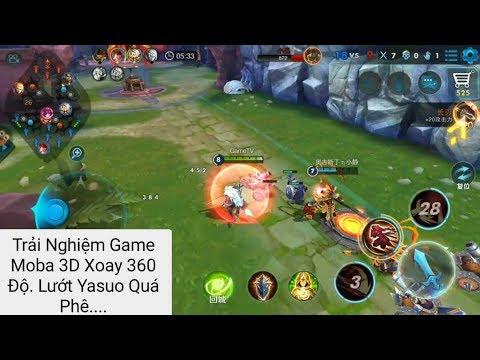 Game Online | Bá Chủ Bất Tận - Game Moba 3D Xoay 360 Độ Kiểu Mới Trên Mobile
