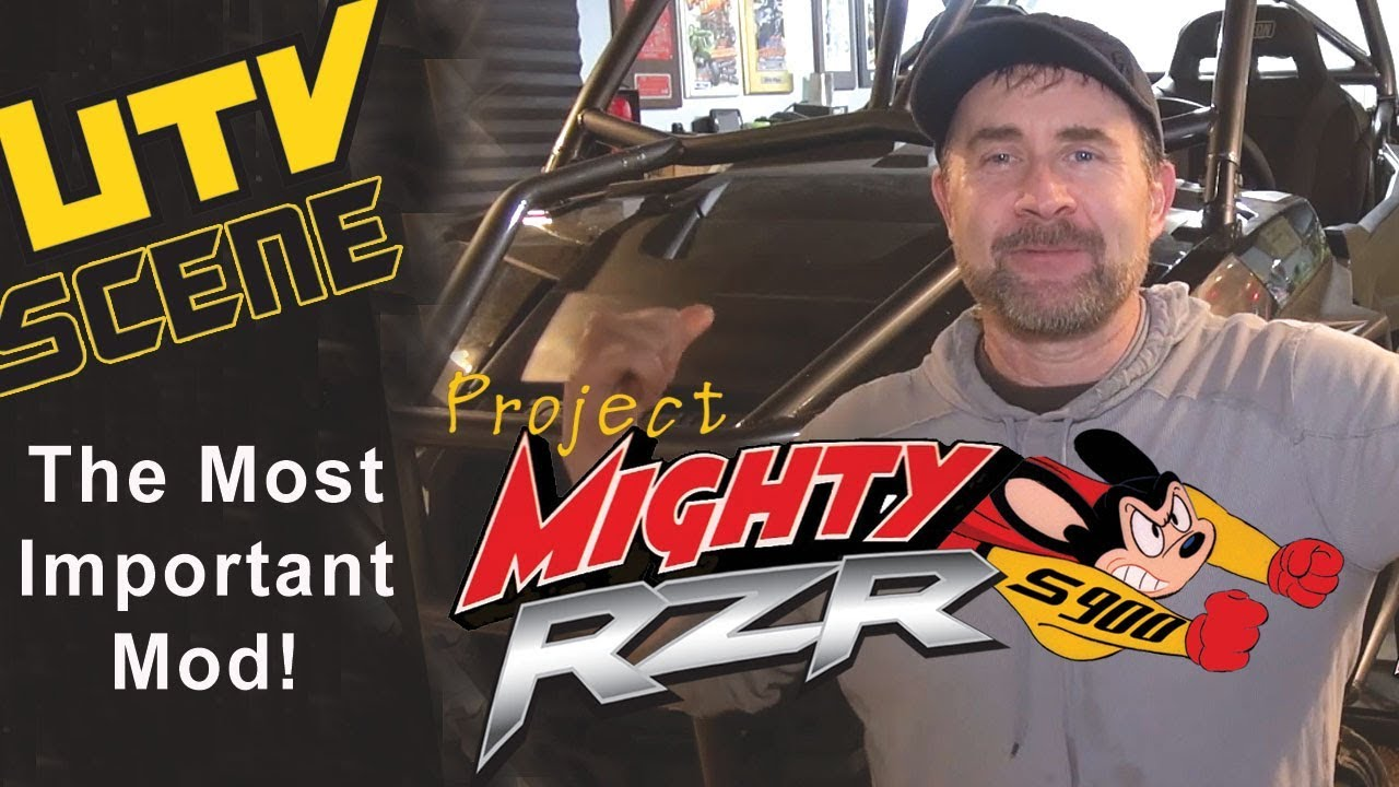 The Single Best Mod for Your UTV - Project Mighty RZR Episode 3