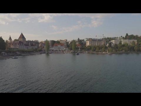 Découverte : Lausanne, la plus française des villes suisses