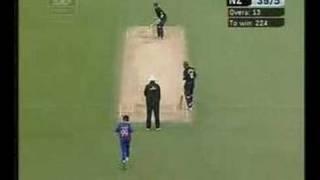 NZ Wickets (SL vs NZ 4th ODI, 6th Jan 2007)