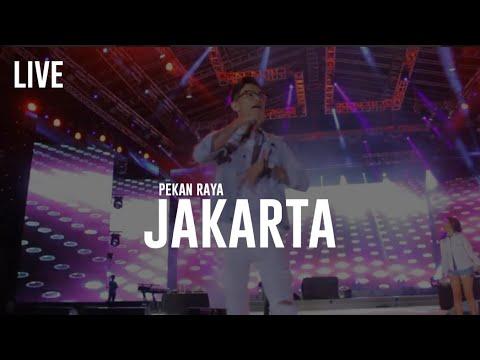 PEKAN RAYA JAKARTA 2017 With Dycal, Razi, Jennifer, Mario, Vino, and team