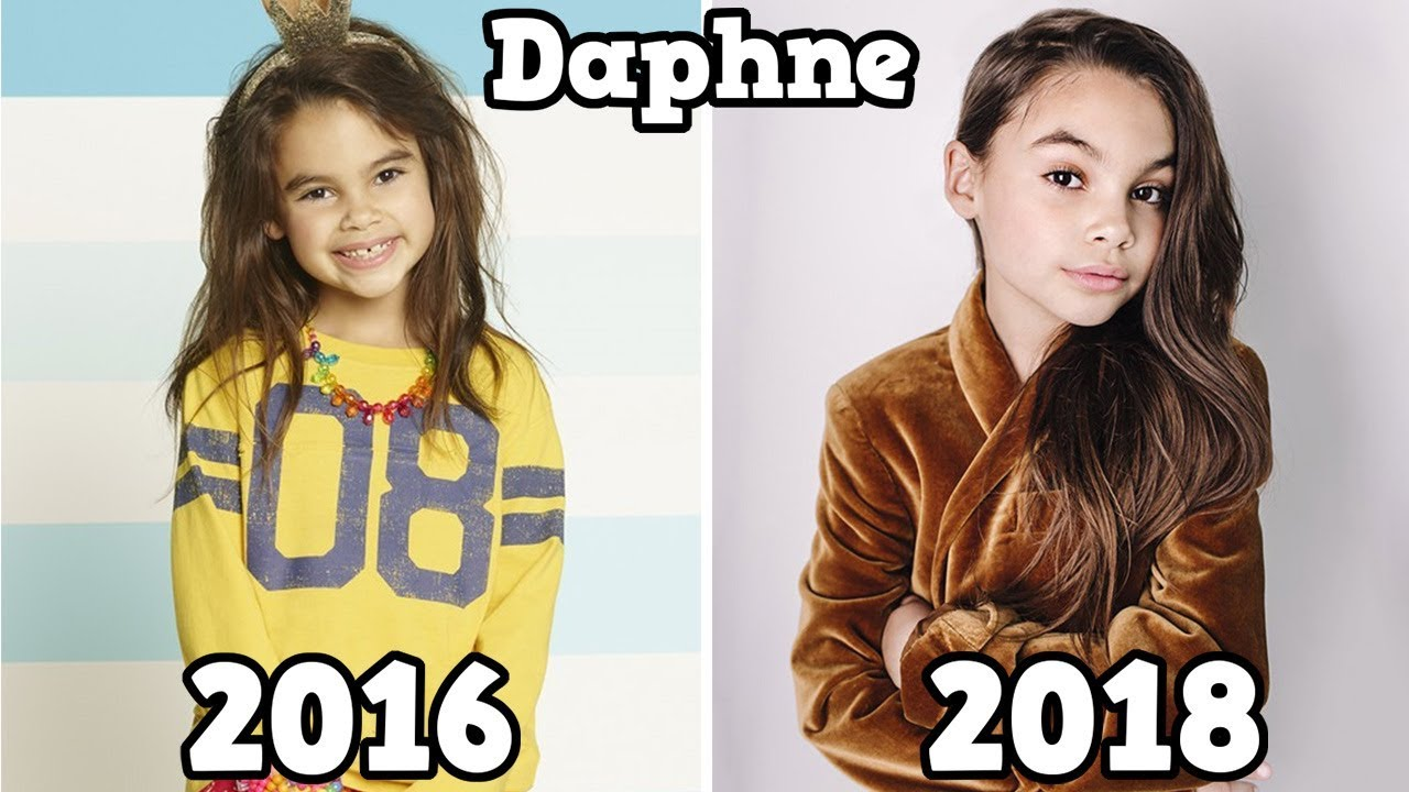 Download Disney Channel Famous Girls Stars Before and After 2018