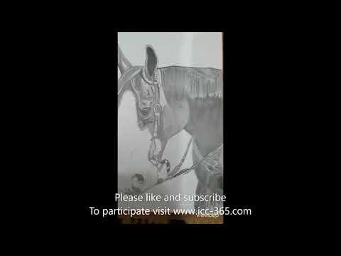Nice art - Horse