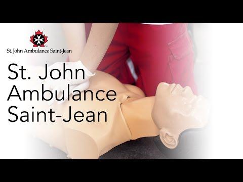 St. John Ambulance - Canada's Premier First Aid Training Organization