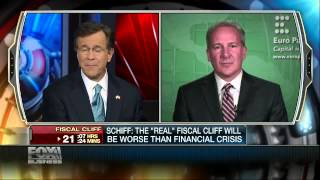 Peter Schiff: We Will Never Pay It Back, We Can