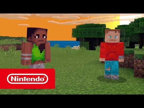 Xbox One y Switch unidas por Minecraft | Revogamers.net