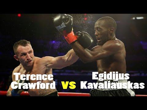 Теренс Кроуфорд - Эгидиюс Каваляускас / Crawford vs. Kavaliauskas