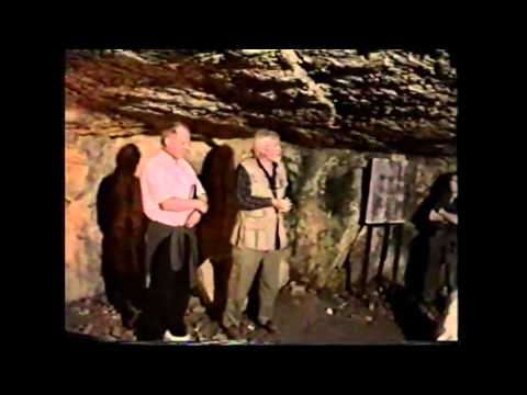 Ron Wyatt Discovers ARK OF COVENANT and JESUS BLOOD SAMPLE Full Testimony - (2 OF 4)