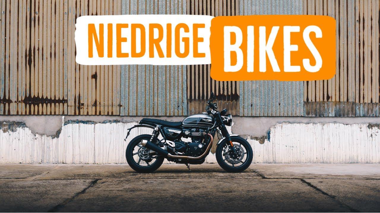 Mit kurzen motorräder beinen frauen für Bitte um
