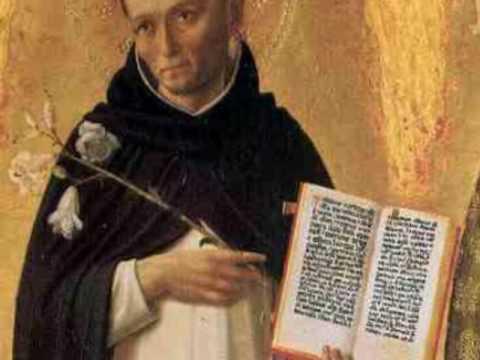 St. Dominic (8/8/16)