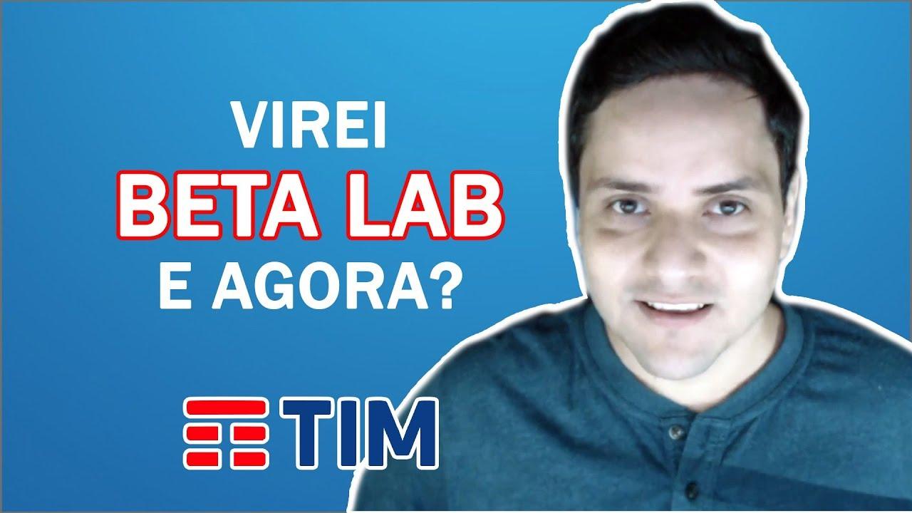 Garantiu A Pontuação Tim Beta Lab O Que Fazer Agora Youtube