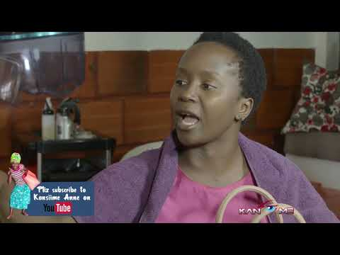 The sugar hike. Kansiime Anne. African comedy.