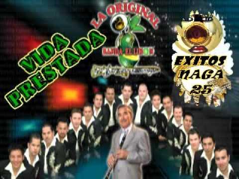 VIDA PRESTADA-LA ORIGINAL BANDA EL LIMON---EXITOS NAGA 25.flv