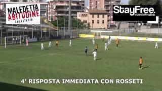 Viterbese Castrense-Poggibonsi 2-0 Play-off Serie D