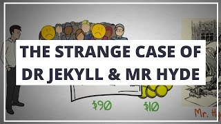 DR JEKYLL AND MR HYDE BY ROBERT STEVENSON // ANIMATED BOOK SUMMARY