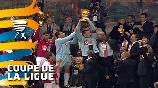 AS Nancy-Lorraine - OGC Nice (2-1) - Finale Coupe de la Ligue 2006 -  Résumé
