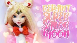 ☽ Moonlight Jewel ☾ Repaint Super Sailor Moon - Sailor Moon Series Episode 1