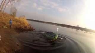 Приколы на рыбалке))) / Fun fishing