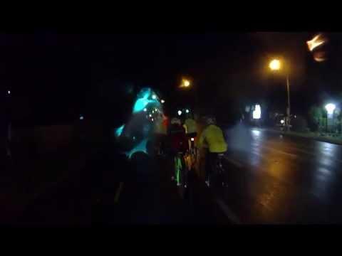 Ride Of Silence Orewa 2012