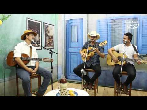 Prosa, Café e Viola n 399 Parte 01 Ronaldo Sabino com Marcos Prado e Campo Grande & Corumbá