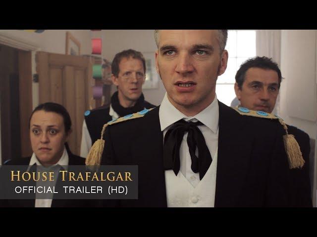 HOUSE TRAFALGAR - Official Trailer (Short Film - HD)