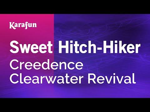 Karaoke Sweet Hitch-Hiker - Creedence Clearwater Revival *