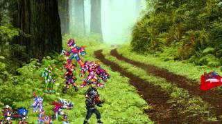Sonic Adventure Zero Episode 9: lost(part2)